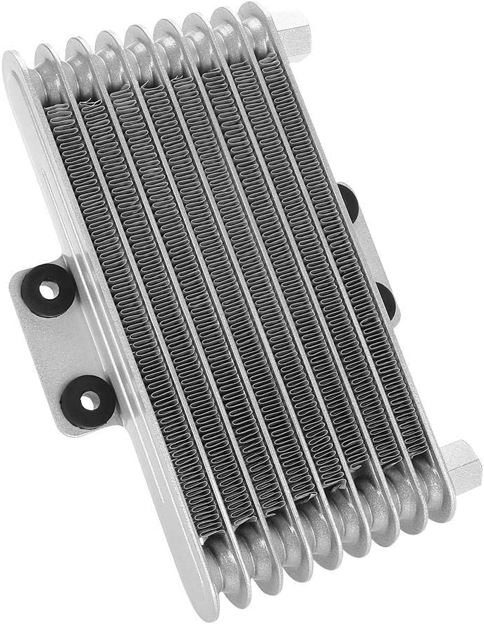 Engine 2021 spring and summer new Oil Cooler Aluminum Radi Cooling Superior 125ml