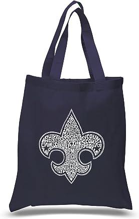 842e5b34367e96 LA Pop Art - Small Tote Bag - Boy Scout Oath