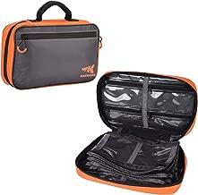 KastKing Bait Storage Bag - Tackle Binder - Soft Bait Binder - Saltwater Resistant Fishing Bag - Waterproof Fishing Tackle Storage Bag - Tackle Bag