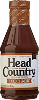 Head Country Bar-B-Q Sauce, Hickory Smoke, 20 Ounce