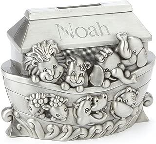 Personalized Noah's Ark Bank