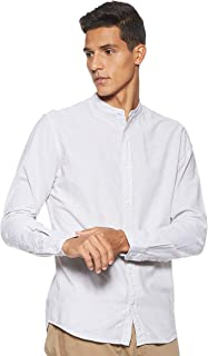 Jack & Jones Men's 12146109 L/S Shirts
