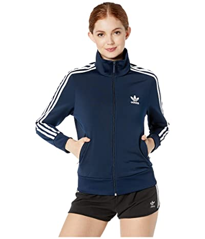 adidas Originals Firebird Track Jacket (Collegiate Navy) Women