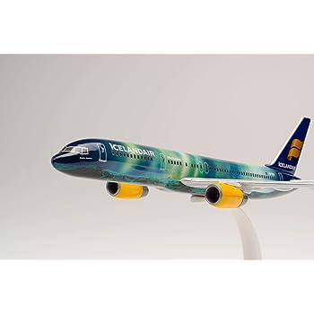 argent- Avion collection Atlas Silver classics 18 Airbus A318 de 2002 /échelle 1//200 17 cms