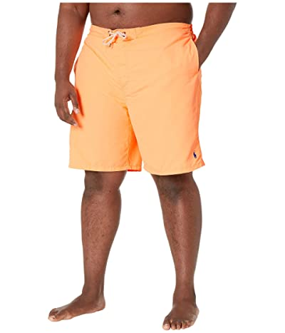 Polo Ralph Lauren Big & Tall Big Tall Kailua Swim Trunks (Orange Splash) Men