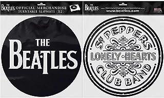 BEATLES ビートルズ (『The Beatles:GET BACK』公開) - SGT PEPPER DRUM / 2枚セット / スリップマット 【公式/オフィシャル】
