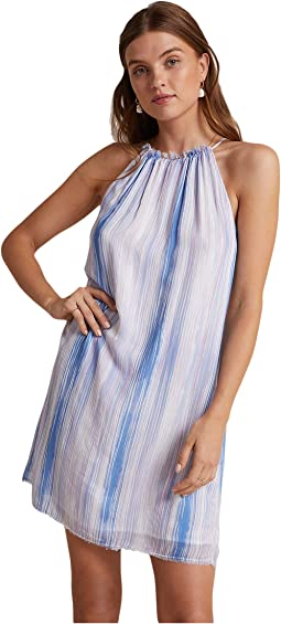 Fray Halter Dress
