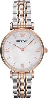 Emporio Armani Ladies Wrist Watch, Silver, AR1683