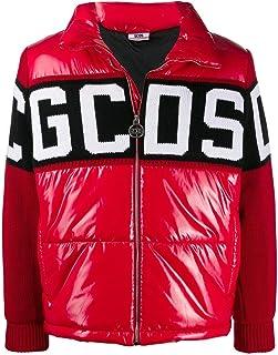 GCDS Luxury Fashion Uomo CC94M04020003 Rosso Poliammide Piumino | Stagione Permanente
