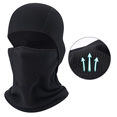 Balaclava - Windproof Mask Adjustable Face Head...