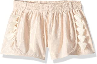 Masala Kids Girls' Little Mimi Shorts Metallic