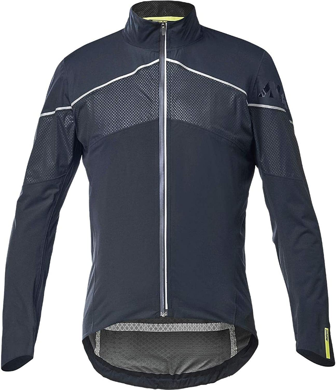 Mavic Cosmic H2O SL Bike Rain Jacket Total Eclipse blueee