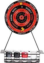 Trinkspiel Hangover Blind Darts mit 65 Dartpfeil-Aufklebern Partyspiel Dart