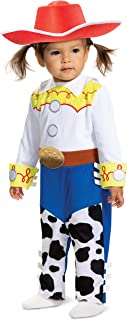 Disguise Baby Girls' Jessie Deluxe Infant Costume