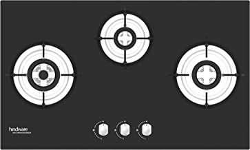 Hindware KA Hob Ella 3B 75 cm, Black