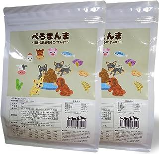 ドッグフード 無添加 国産 ドライフード 新鮮 子犬 シニア 全犬種 オールステージ用 ぺろまんま PeLo (2kg)