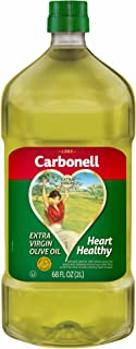 Carbonell Extra Virgin Olive Oil - 68 oz (2 PACK) by Carbonell