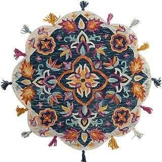 5m round rug