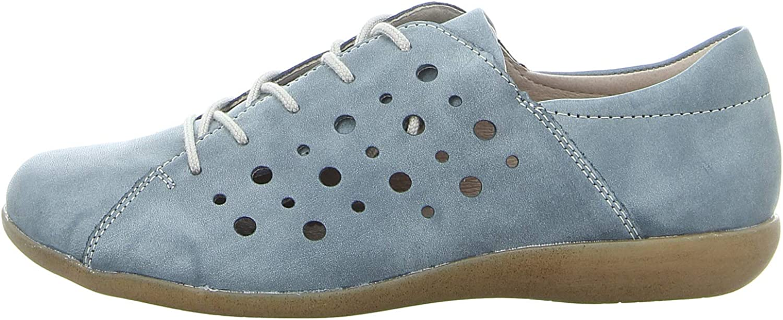 Remonte Damen Schnuerschuhe R3800-10 blau 623536  | Neues Produkt