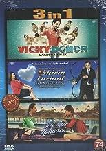 Vicky Donor / Shirin Farhad Ki Toh Nikal Padi / Teri Meri Kahaani 3 in 1 - 100% Orginal Without Subtittle