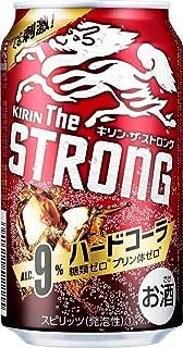 【2018年新登場】キリン・ザ・ストロング ハードコーラ 350ml