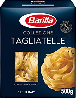 Barilla Semolina Tagliatelle Yellow Pasta, 500gm (Pack of 1)