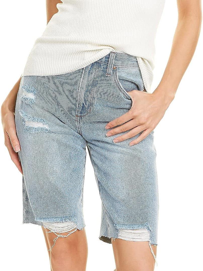 Joe's Jeans Easy Winkler Cut Hem Bermuda Short Jean