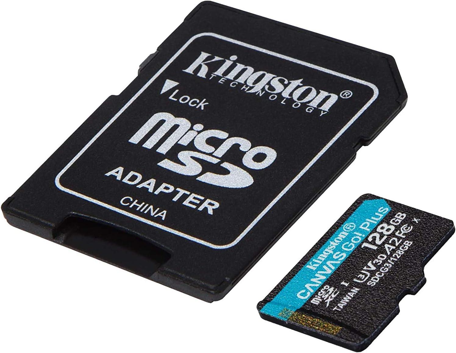 Kingston GO Plus Works for OnePlus Car 128GB Canvas Oklahoma City Seasonal Wrap Introduction Mall Z MicroSDXC