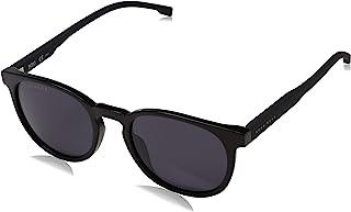 BOSS by Hugo Boss Men's 0922/S Oval Polarized Sunglasses