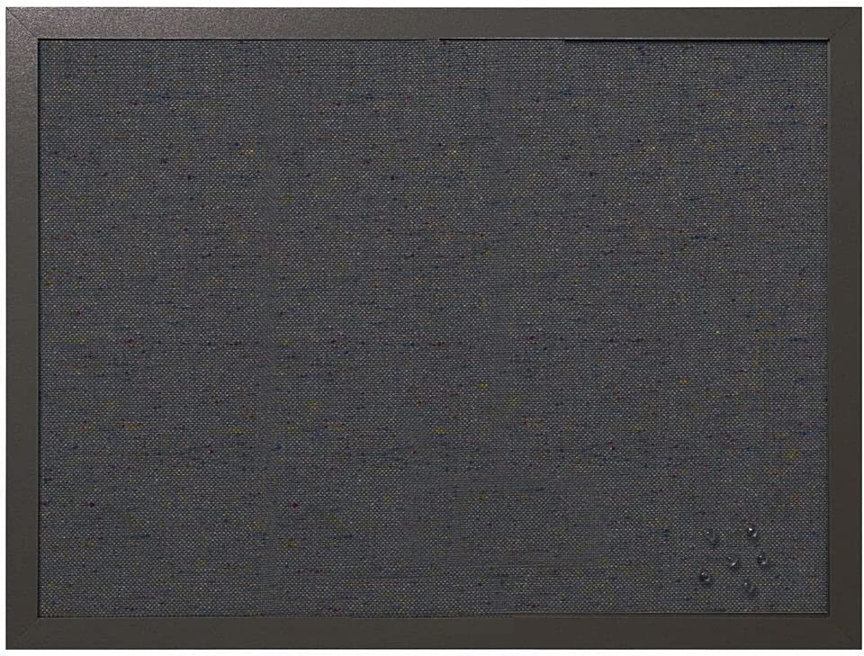MasterVision Pearl Max 88% OFF Fabric Push Long Beach Mall Pin Bulletin Ho Home Board or for