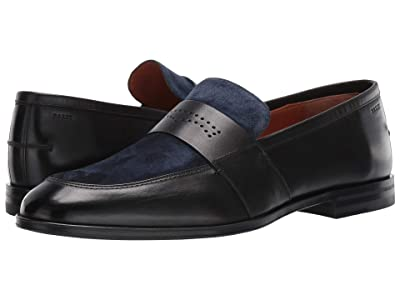 Bally Wenis Loafer (Black) Men