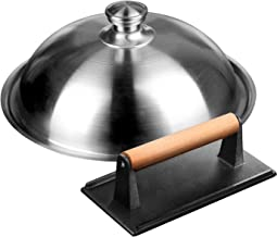Bellemain Stainless Steel Cheese Melting Dome EPI