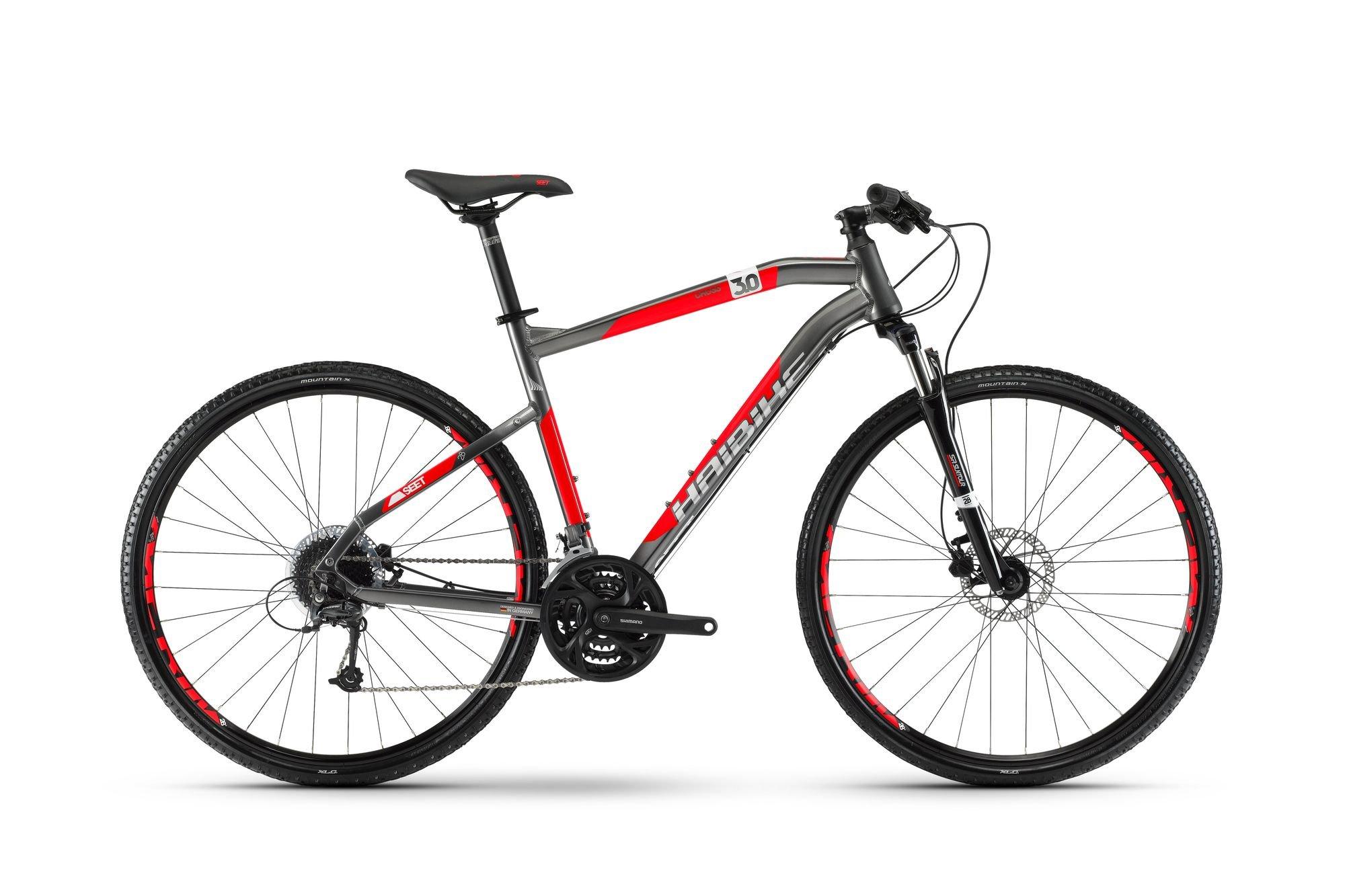 Haibike Bicicleta Seet Cross 3.0 Hombre 28