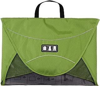 Luggage Travel Gear Garment Folder Anti-wrinkle Shirt Travel Packing Cube, Green