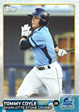 2015 Topps Pro Debut Baseball #80 Tommy Coyle Charlotte Stone Crabs