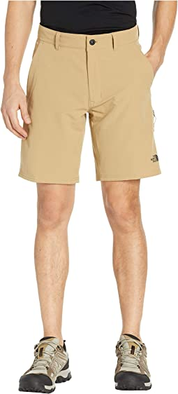 "Rolling Sun Packable 9"" Shorts"