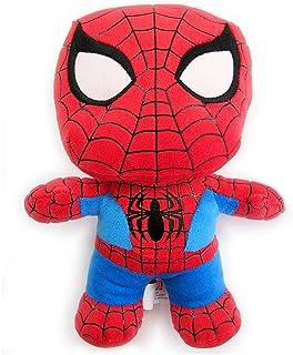 "EXCLUSIVE Universal Studios Marvel Super Hero島: 9"" Super Deformed Spiderman Plush Toy Figure"
