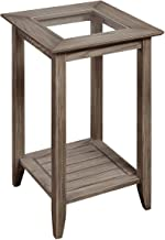 Convenience Concepts Carmel End Table, Driftwood