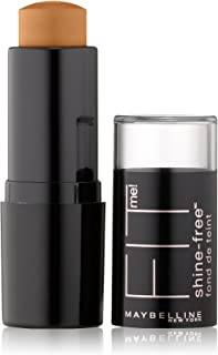 Maybelline New York Fit Me! Oil-Free Stick Foundation, 340 Cappuccino, 0.32 Ounce