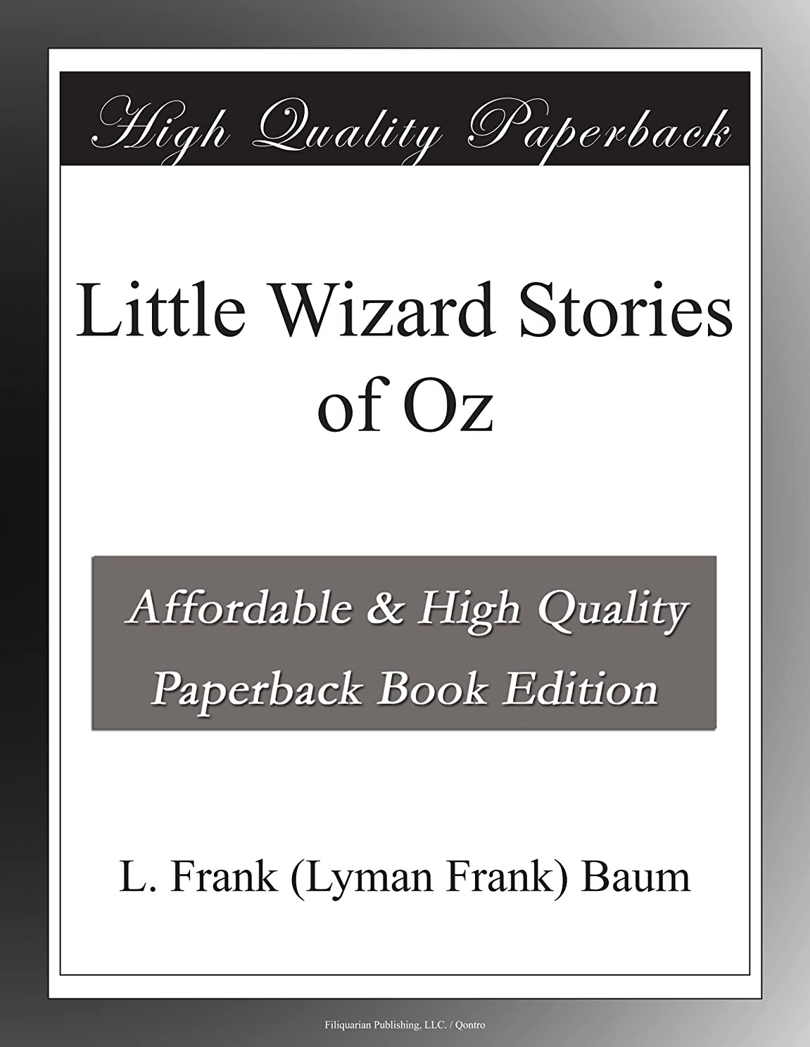 役立つ年齢不格好Little Wizard Stories of Oz
