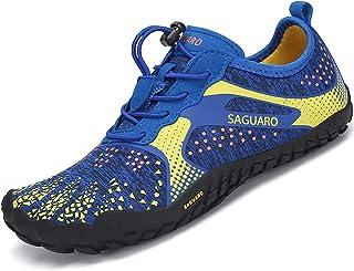 SAGUARO Niño Niña Barefoot Zapatos de Agua Deportes Acuáticos para Niños