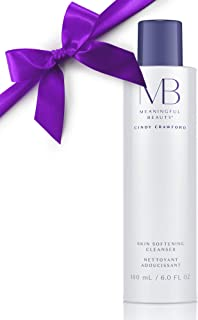 Meaningful Beauty  Skin Softening Cleanser , Non-Foaming, Oil Free, Fragrance Free Wash