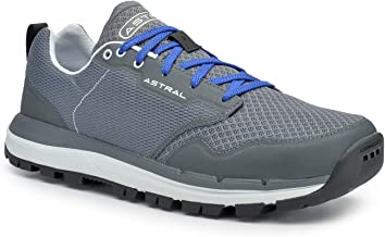 Astral Men's TR1 Mesh Minimalist Hiking Shoes, Quick Drying and Lightweight, Made for Water and Trails