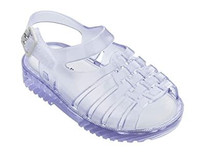 Mini Melissa Francxs BB (Toddler/Little Kid) (Clear) Girl