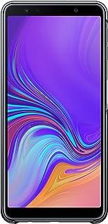 Samsung Original Gradation Cover Case for Galaxy A7 2018 - Black