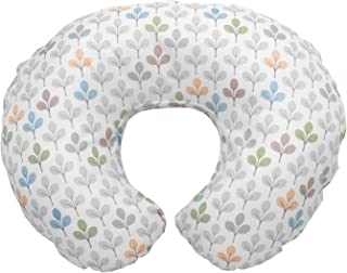 Chicco Boppy Cotton Slipcover, 0-48 Months, Silverleaf, Piece of 1