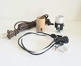 Rewiring Kits for Gone-with-The-Wind Style Lamps