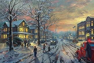 Ceaco Thomas Kinkade A Christmas Story  Jigsaw Puzzle (300 Pieces)