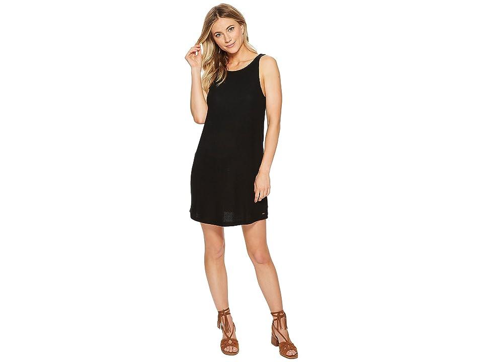 Volcom Lil Mini Dress (Black) Women