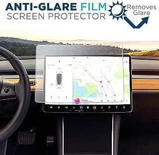 Tech Armor Anti-Glare/Anti-Fingerprint Screen Protector for Tesla Model 3 / Model Y Control Center (15